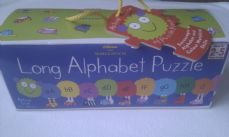 Adorable Big 'Long Alphabet Puzzle' Age: 2-5 years+ Boxed
